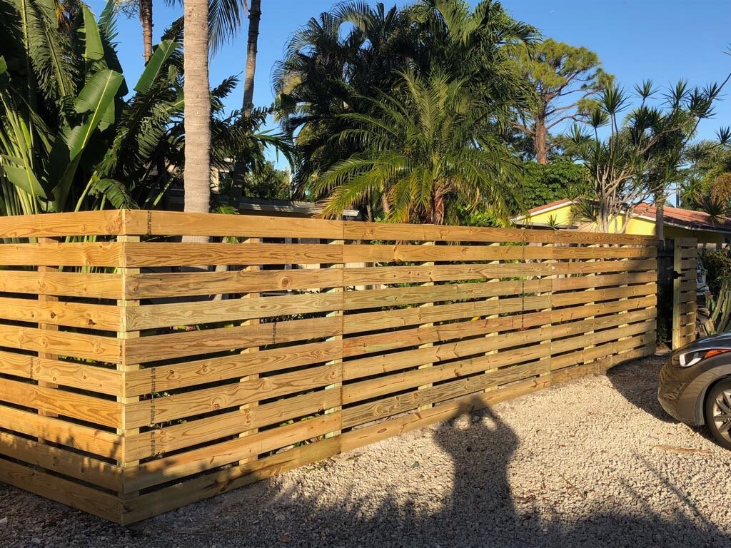 top fence installation Fresno