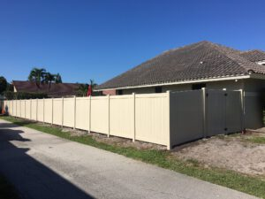 top fence installation Wichita Falls Texas